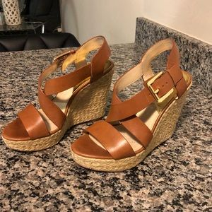 Michael Kors Giovanna Wedge Sandals